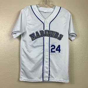 Kids Success Seattle Mariners Griffey Jersey